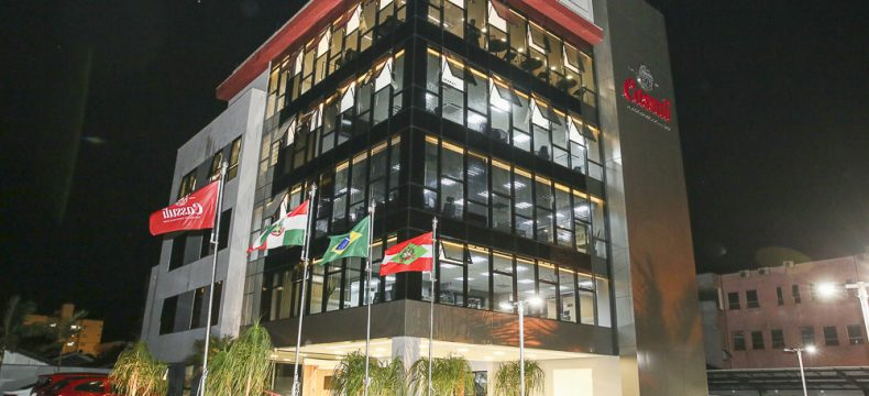 Inauguration of the new headquarter